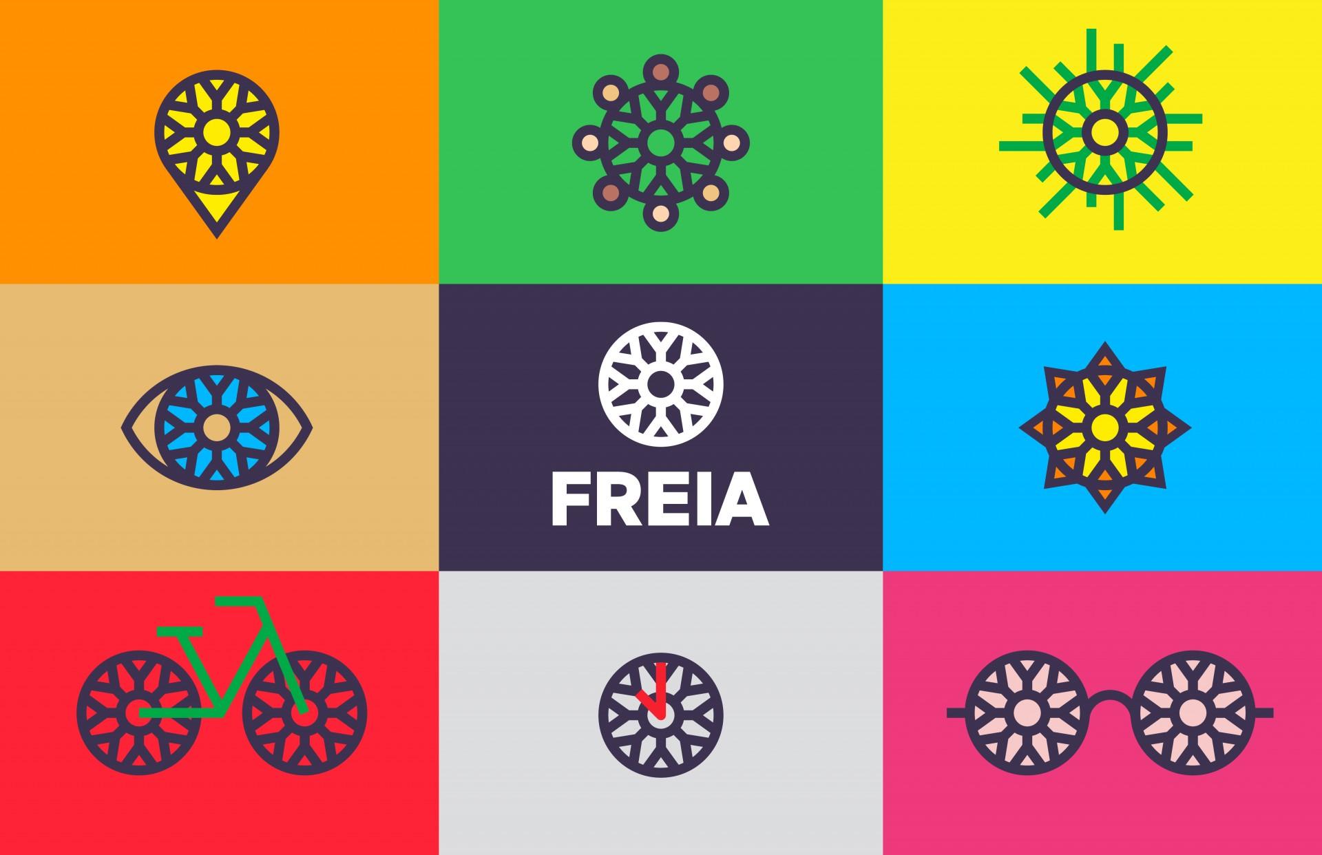 Jessica Minn Freia | Visual Identity