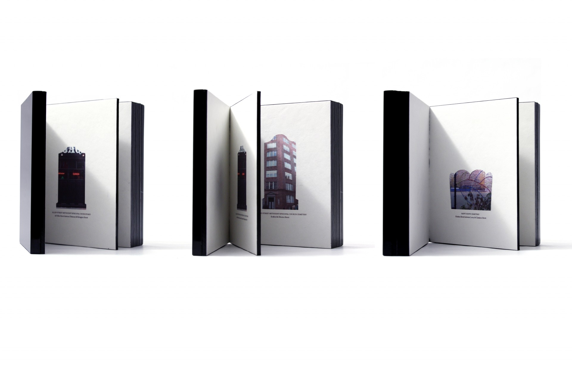 Jessica Minn R.I.P. NYC | Book Design